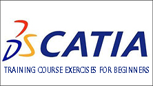 CATIA Training Course Exercises for Beginners
