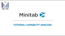 Minitab 19 Tutorial